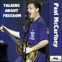 Talking About Freedom (Black Cat, CD)