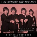 Unsurpassed Broadcasts, Vol. 10 (Second Edition) (Hobnail)
